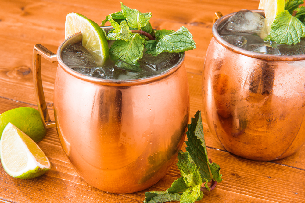 How To Make CBD Cocktails At Home CBD Moscow Mule