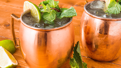 Best Moscow Mule Recipe How To Make A Moscow Mule