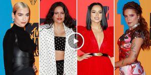 MTV Awards 2019, Dua Lipa, Rosalía,