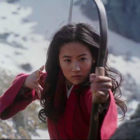 Mulan, Liu Yifei