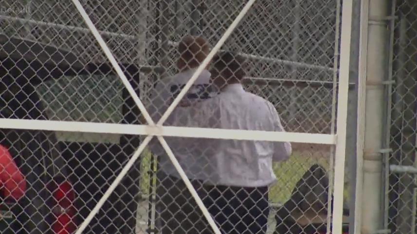 Alex Murdaugh in police custody