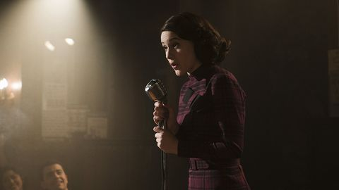 The Marvelous Mrs Maisel' Season 2 News, Air Date, Cast
