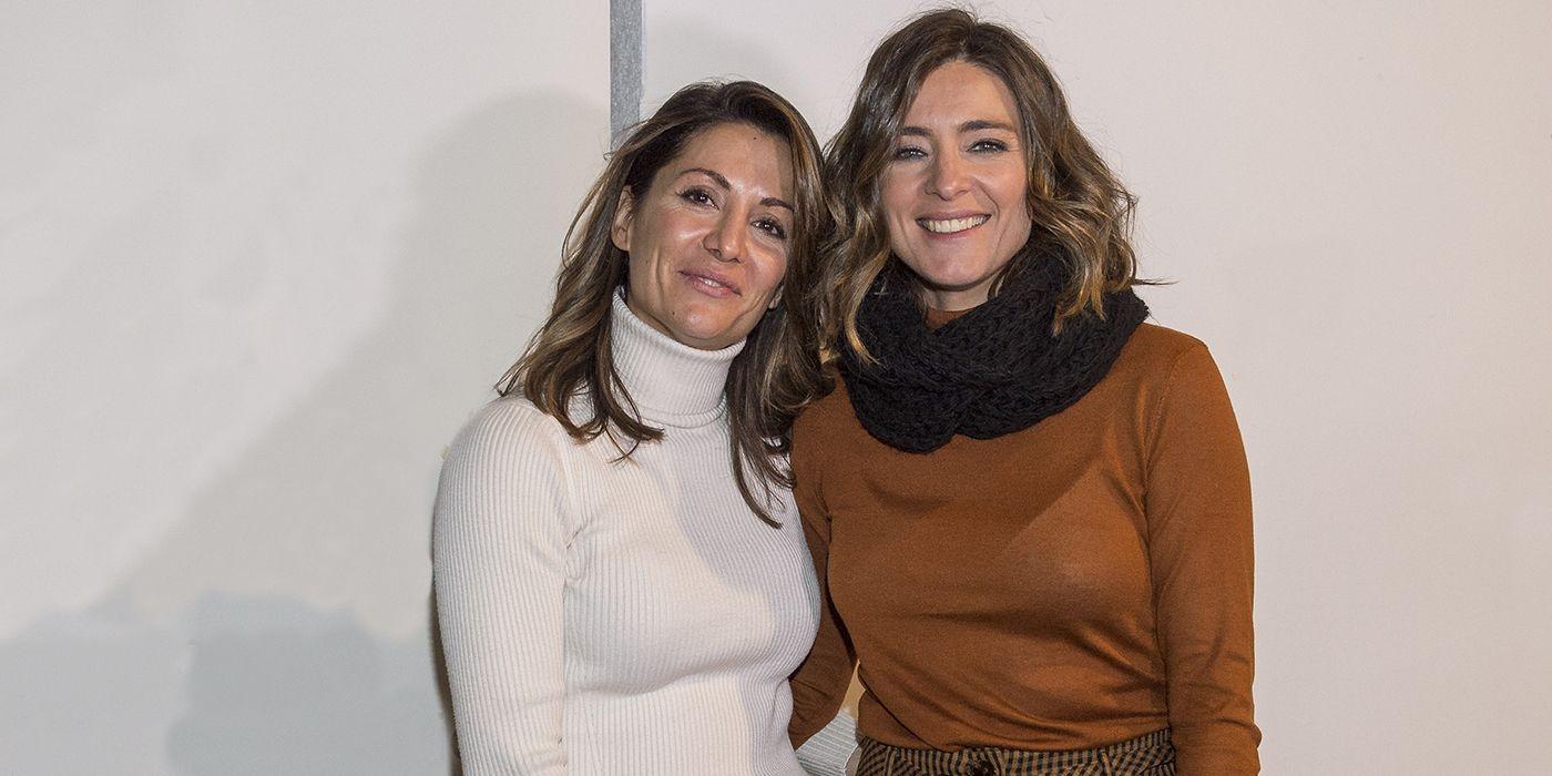 Nagore Robles, concursante Gran hermano, GH DÚO, Sandra Barneda, presentadora de Televisión, pareja gay, San Valentín, parejas famosas