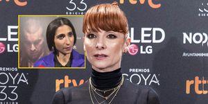 Najwa Nimri, actriz, Alba Flores, Goya, Nominada Goya, Confusión viral de Alba Flores, mejor actriz goya