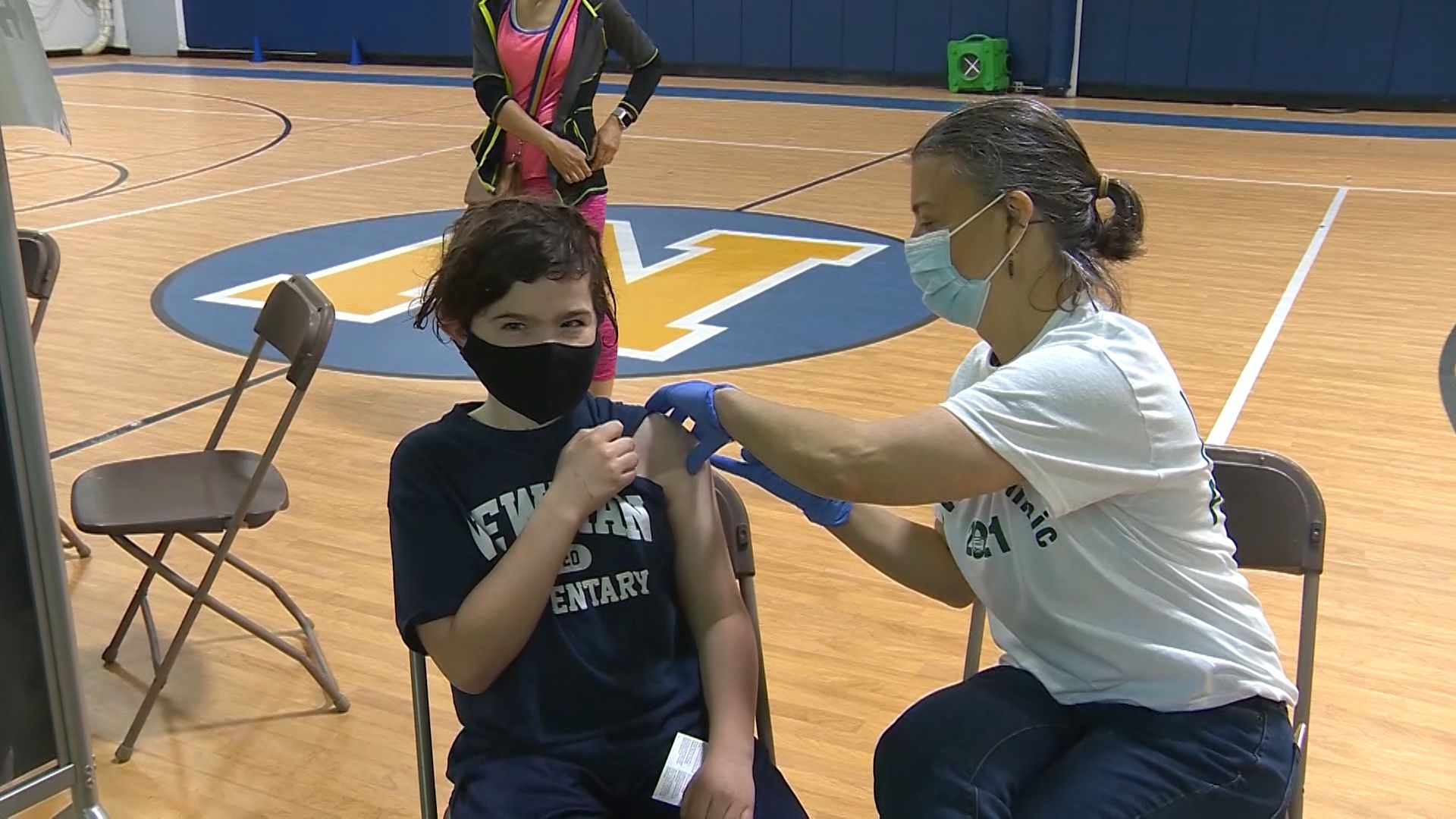 Needham offers weekend COVID-19 vaccination clinic for kids as young as 12