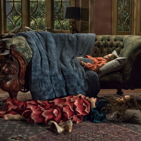 Haunting Of Hill House Boss Teases Surprises For Season 2