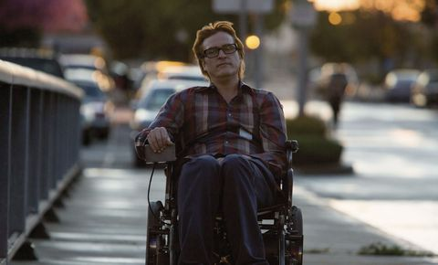 No te preocupes no llegara lejos a pie, de Gus Van Sant y con Joaquin Phoenix - trailer castellano