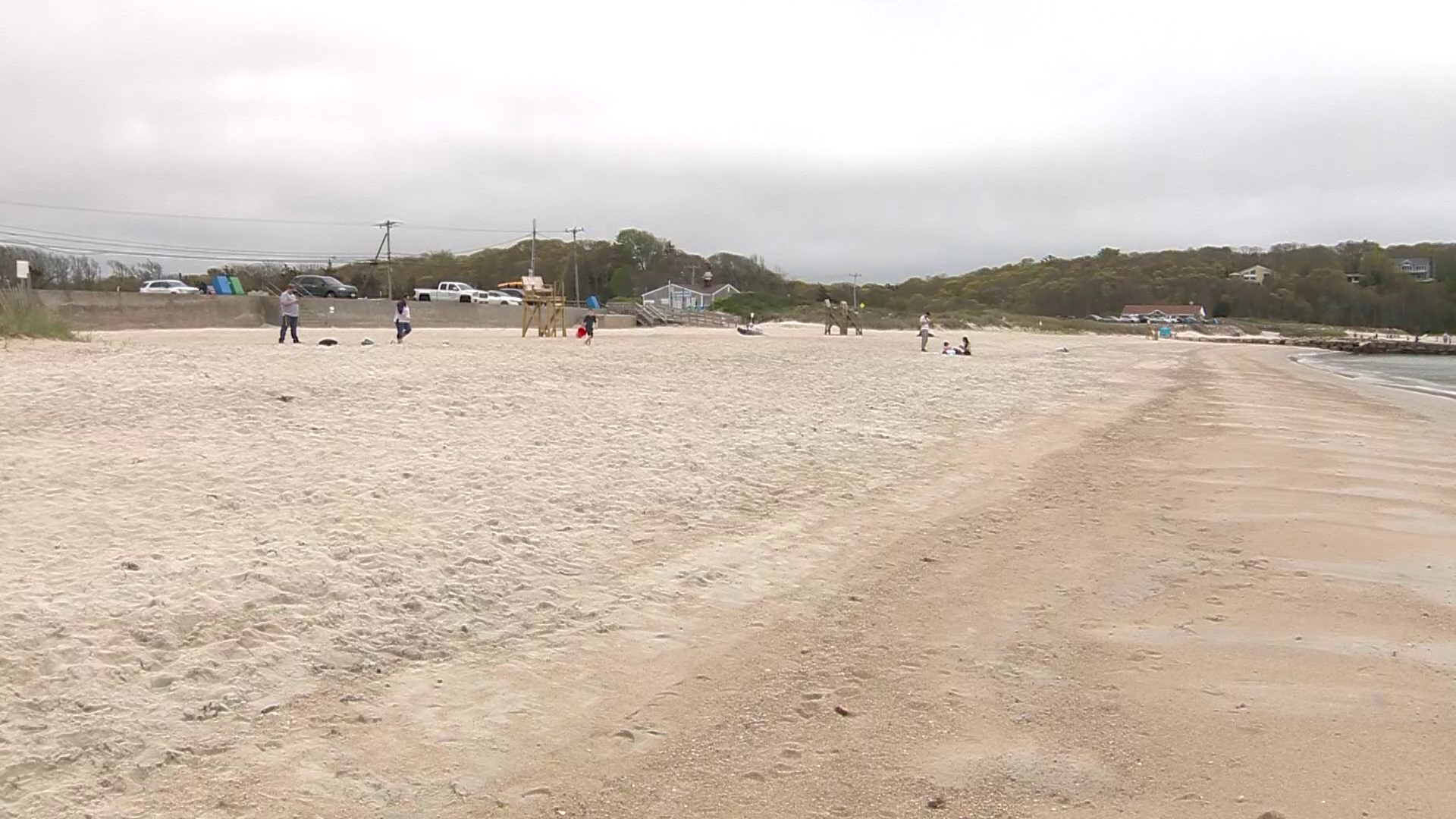 Salvage Rest Of Season As Beaches Reopen