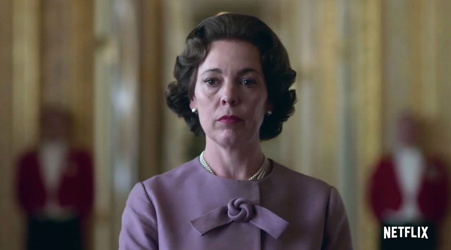 The Crown fans spot blunder in new season 3 trailer