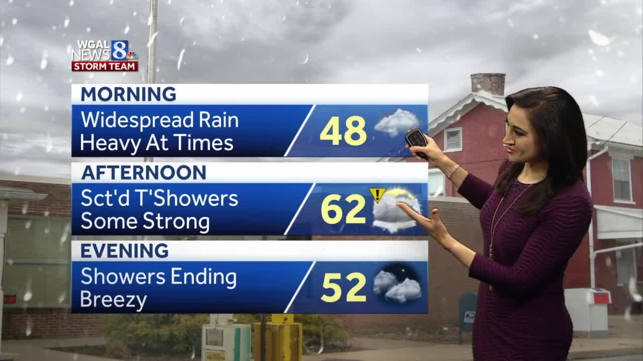 Pennsylvania weather: Last day of November could bring storms
