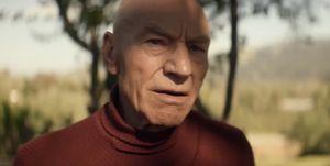 Patrick Stewart, Star Trek Picard