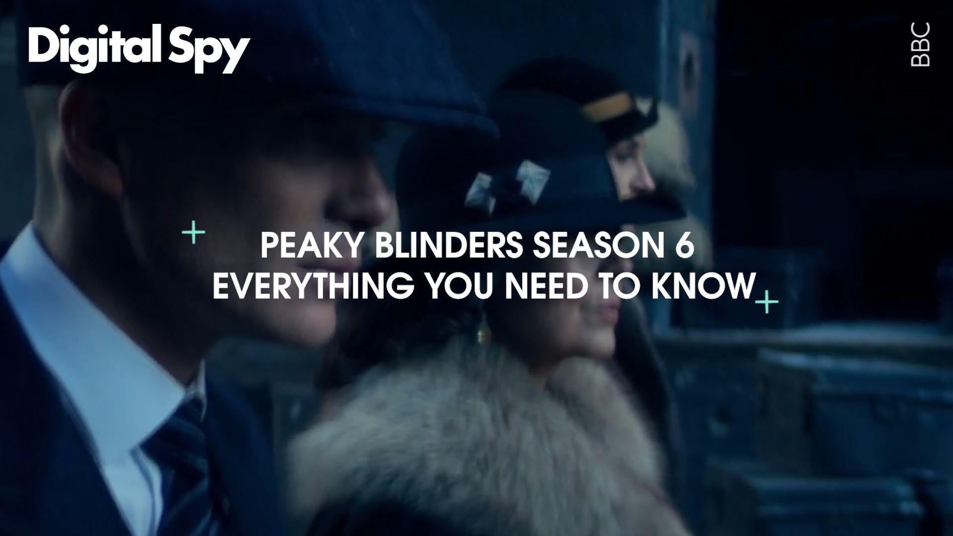 'Peaky Blinders' Season 6 Just Got A Bit Closer