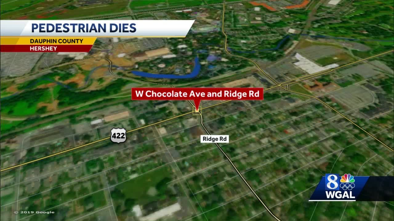 Man hit and killed in Dauphin County