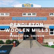 pendleton woolen mills original wool mill and blankets
