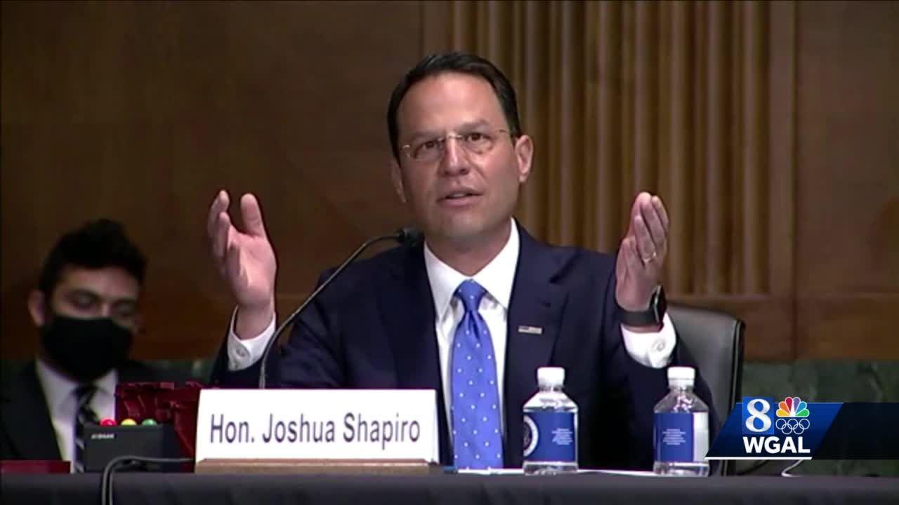 Pennsylvania attorney general testifies before Senate committee about ghost guns