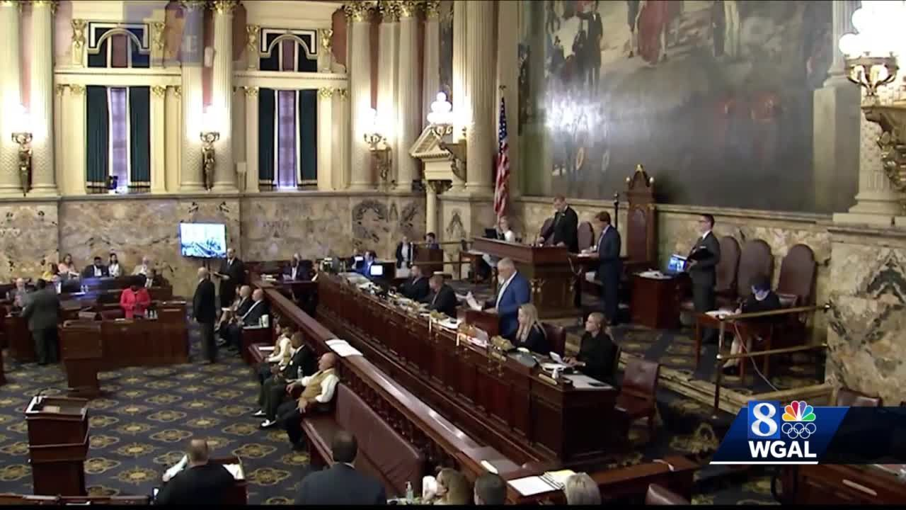 Pennsylvania House to vote on election reform bill