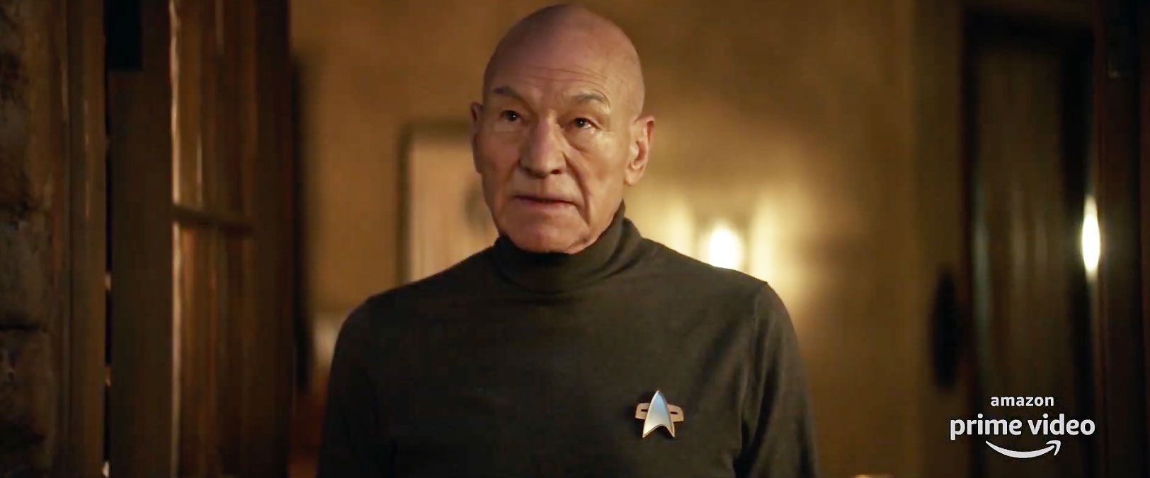 Star Trek's Patrick Stewart originally didn't want to return to franchise for Picard series