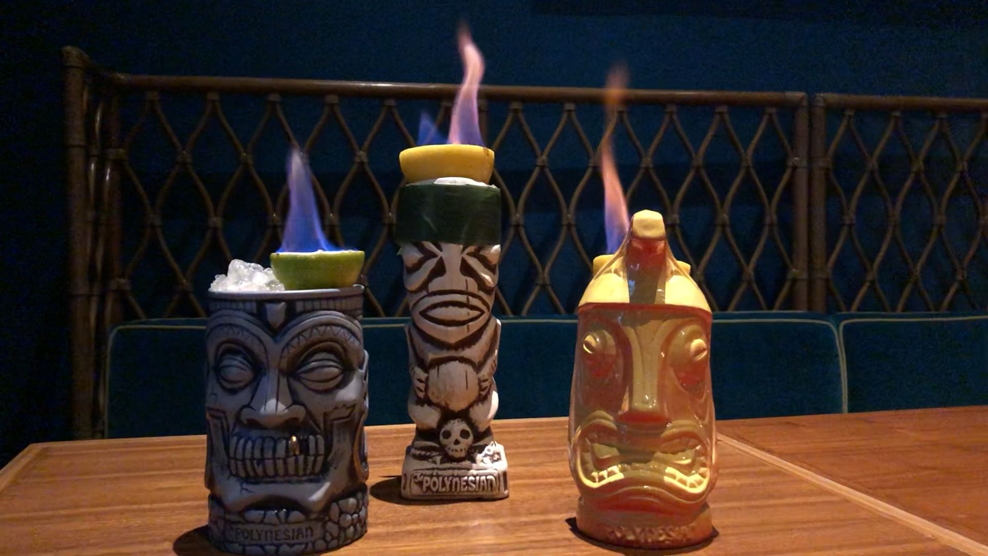 This Tiki Bar Is Known For Its Insane Cocktails