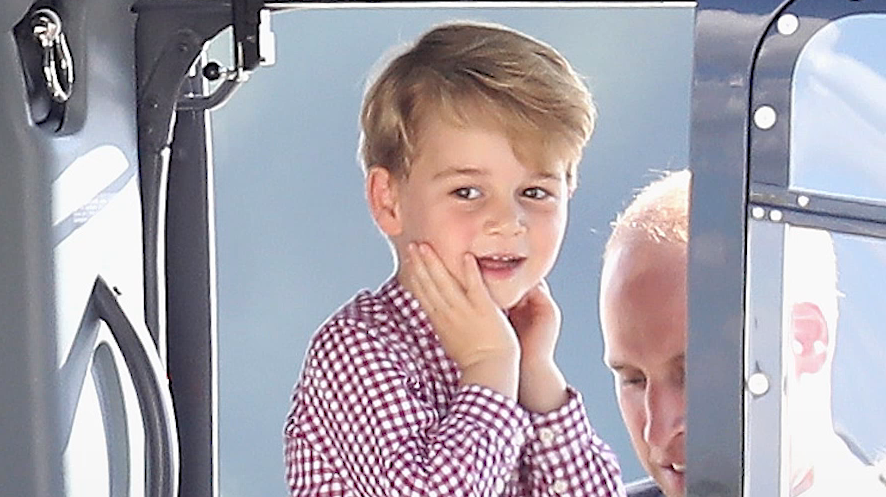 """Kate Middleton and Prince William Are """"Eager"""" to Keep Charlotte and George at Home"""