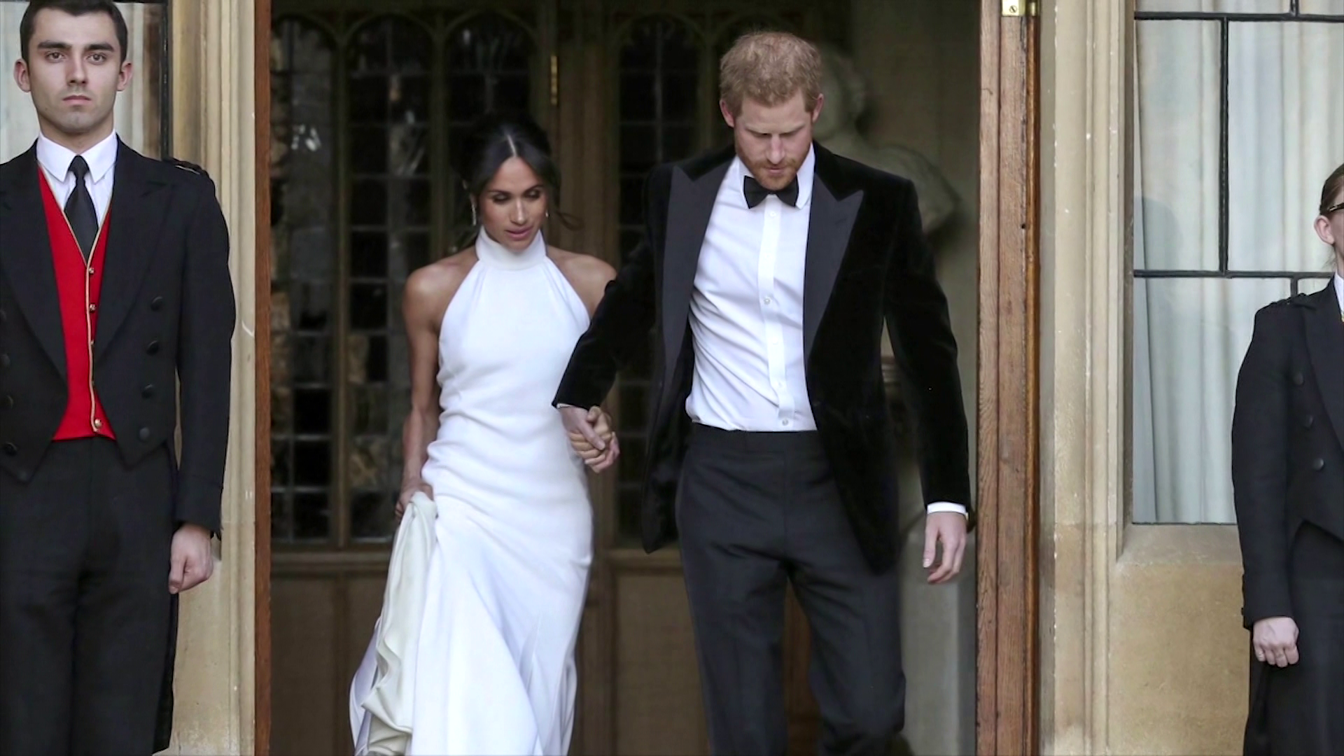 """Prince Harry and Meghan Markle Had """"No Other Option"""" Than to Step Down"""
