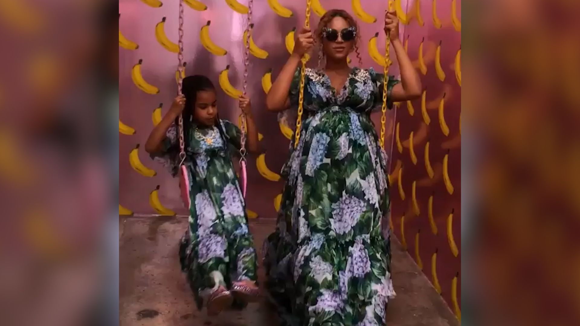 Beyoncé's Twins Rumi and Sir Look So Grown Up in Previously Unseen Snaps