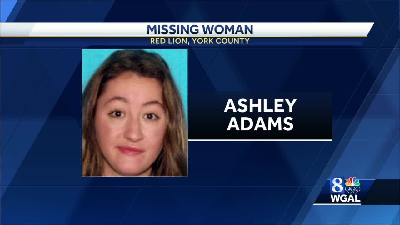 Pennsylvania State Police looking for missing York County woman