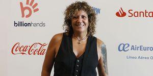 Rosana Arbelo Gopar, cantante, Toñi Moreno, embarazo Toñi Moreno, Madre a a los 50, madre a los 48 años, Rosana y Toñi Moreno
