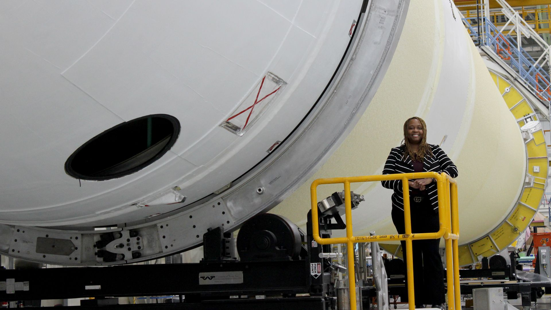 Fairfield honors Alabama A&M University graduate who helped get rover to Mars