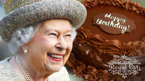 The Royal Chef Showed Us The Queen S Favorite Chocolate Cake Recipe