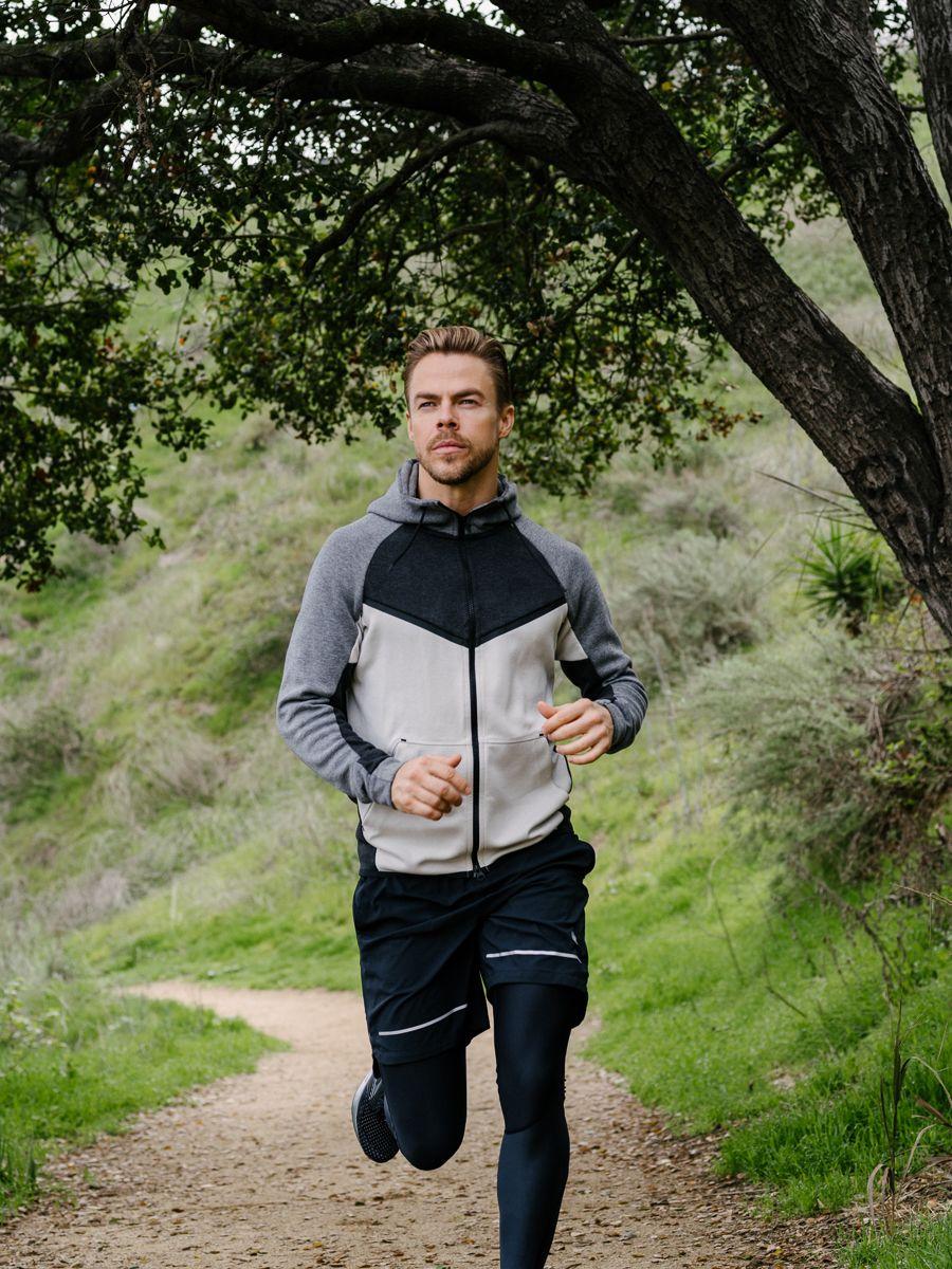 I'm a Runner: Derek Hough