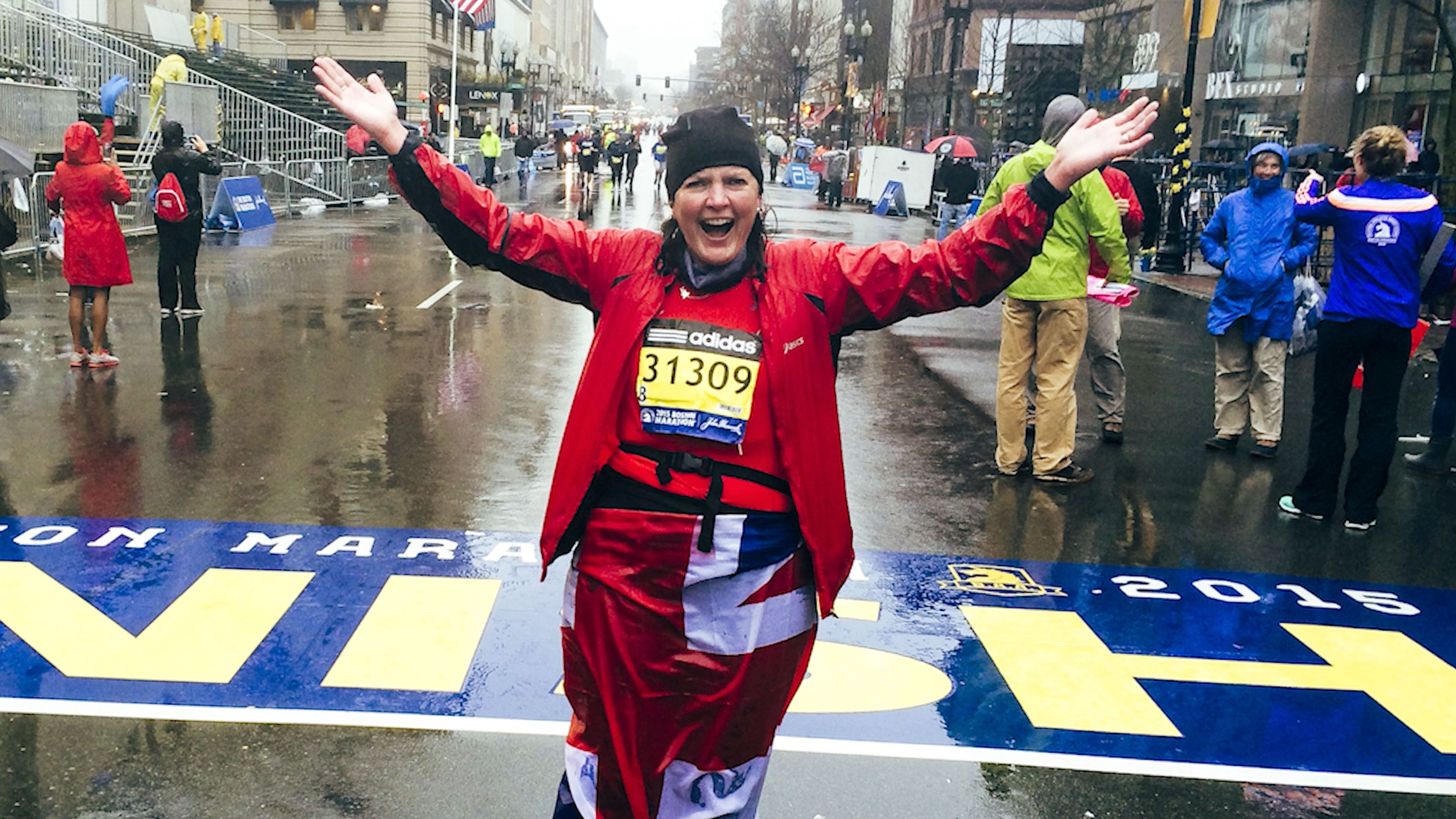 This Woman Proves It's Not So Bad to Finish Last