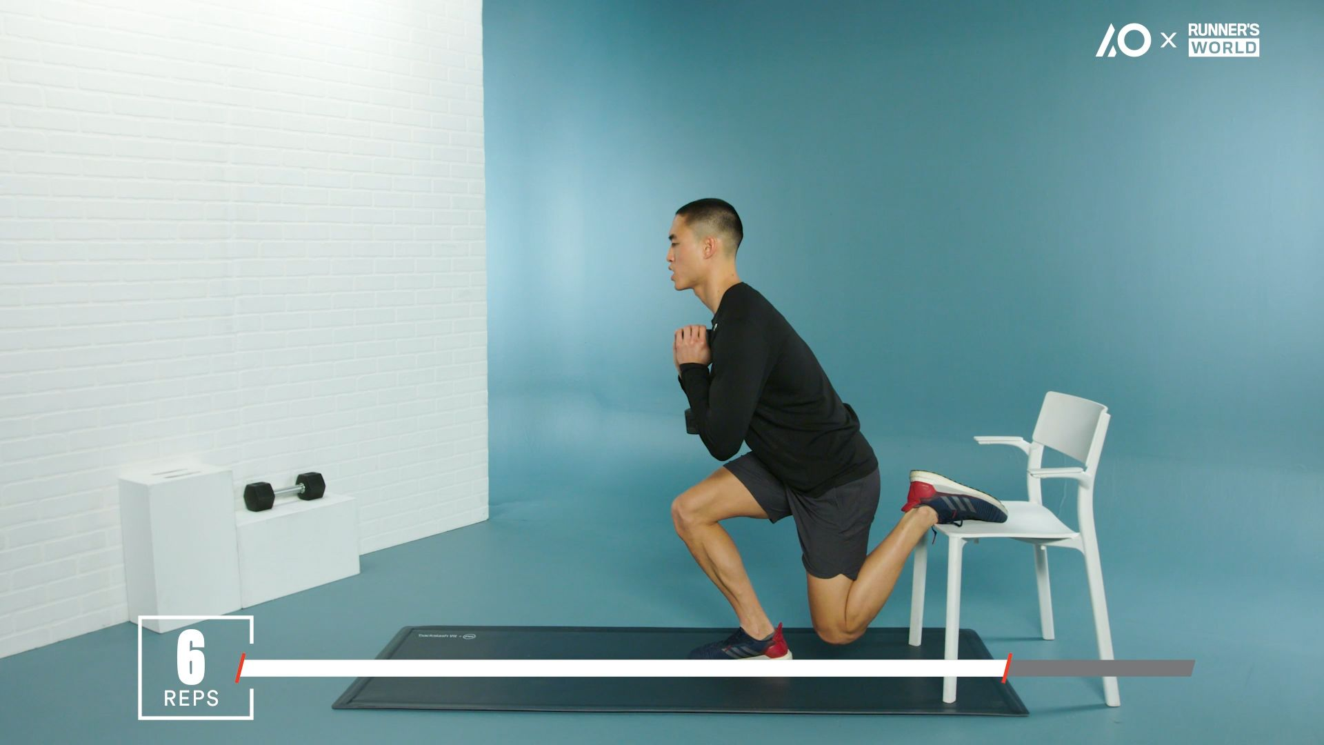 Push Your Training to the Next Level With This Plyo-Strength Workout