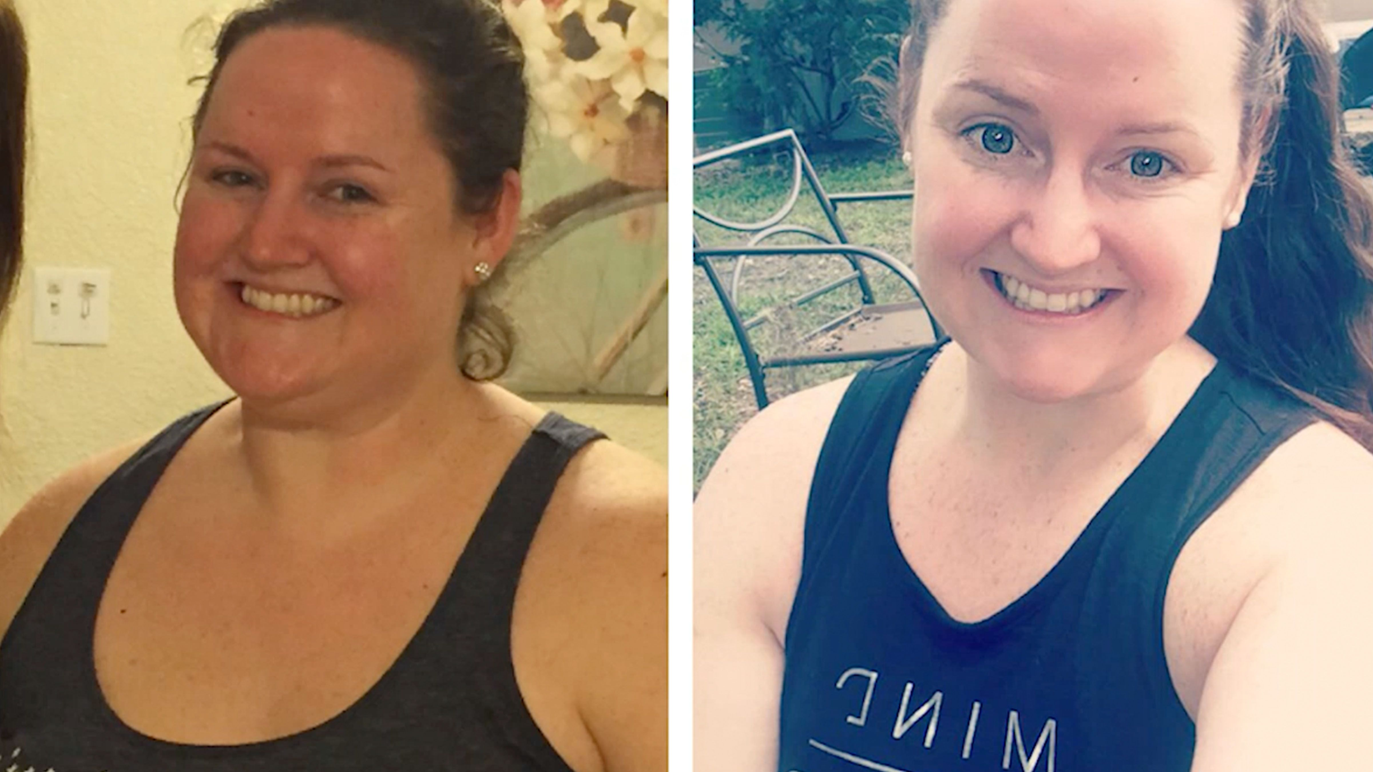 Down 80 Pounds With Running, This Woman Keeps Going on Her Weight-Loss Journey