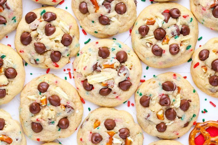 Santa S Trash Cookies