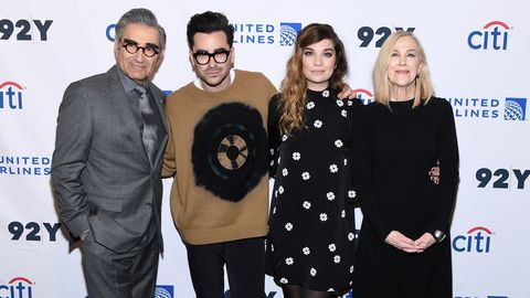 After Schitt's Creek Season 6, Dan Levy Teases a Movie