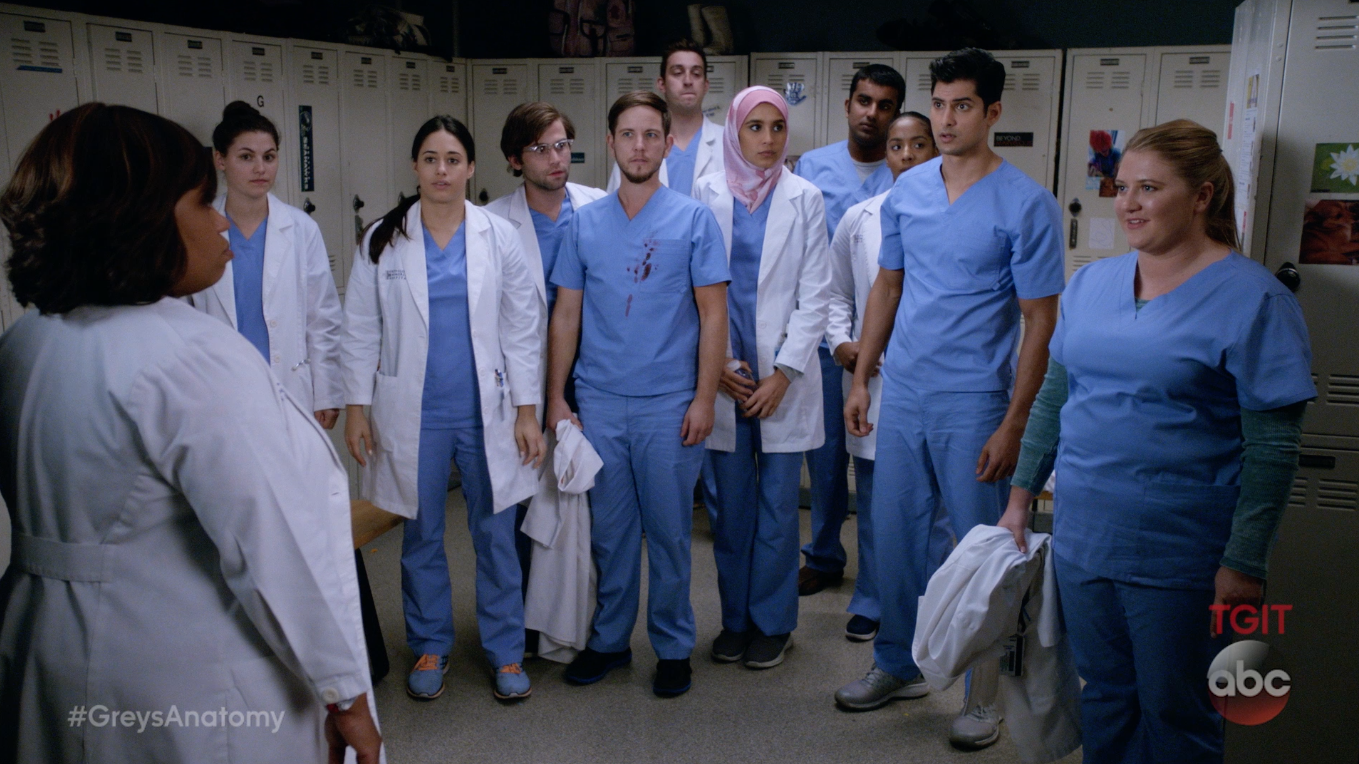 Grey\'s Anatomy: B-Team - Episode 6