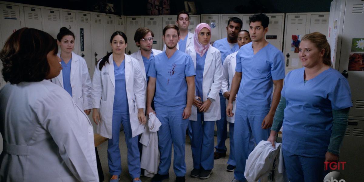 Greys Anatomy B Team