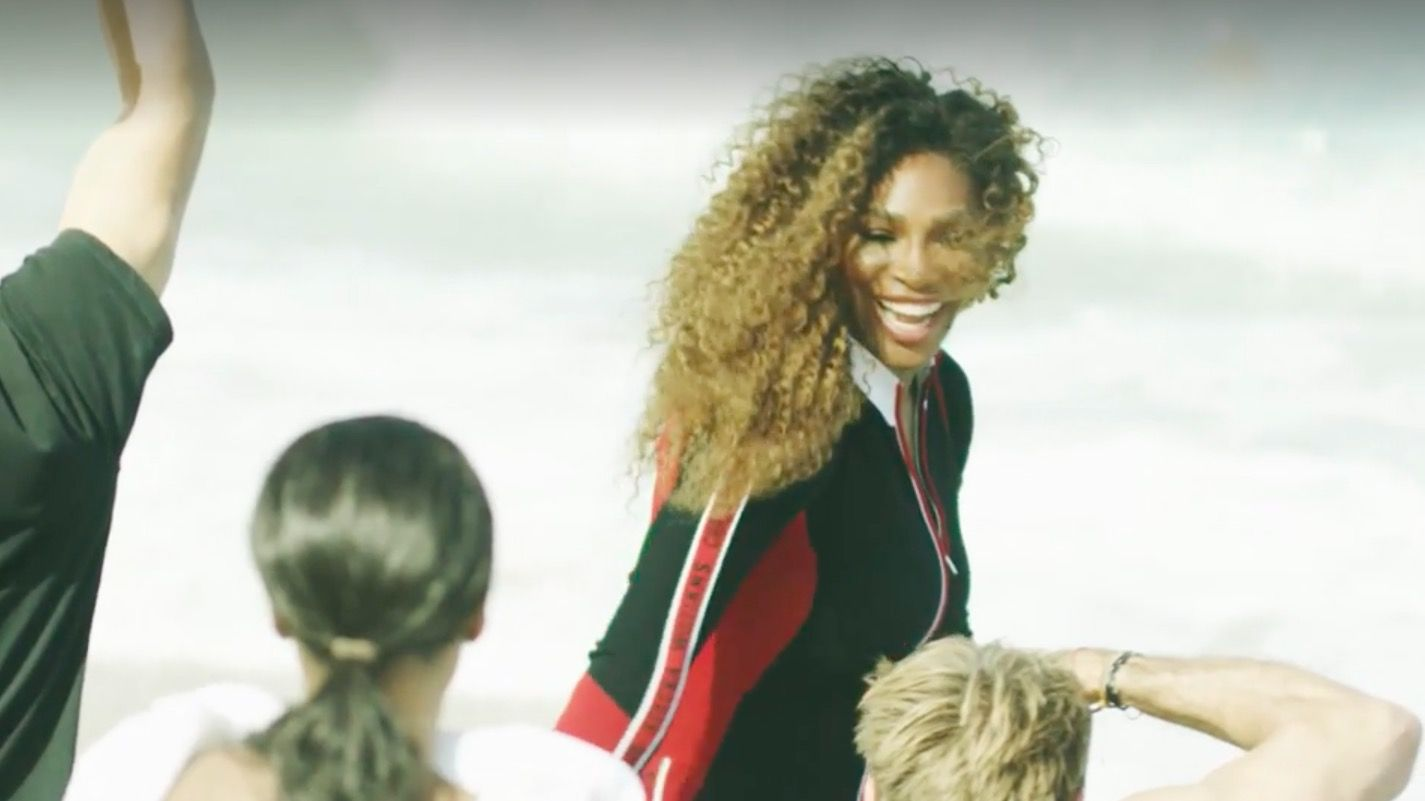 Serena Williams Has Reportedly Met Baby Archie