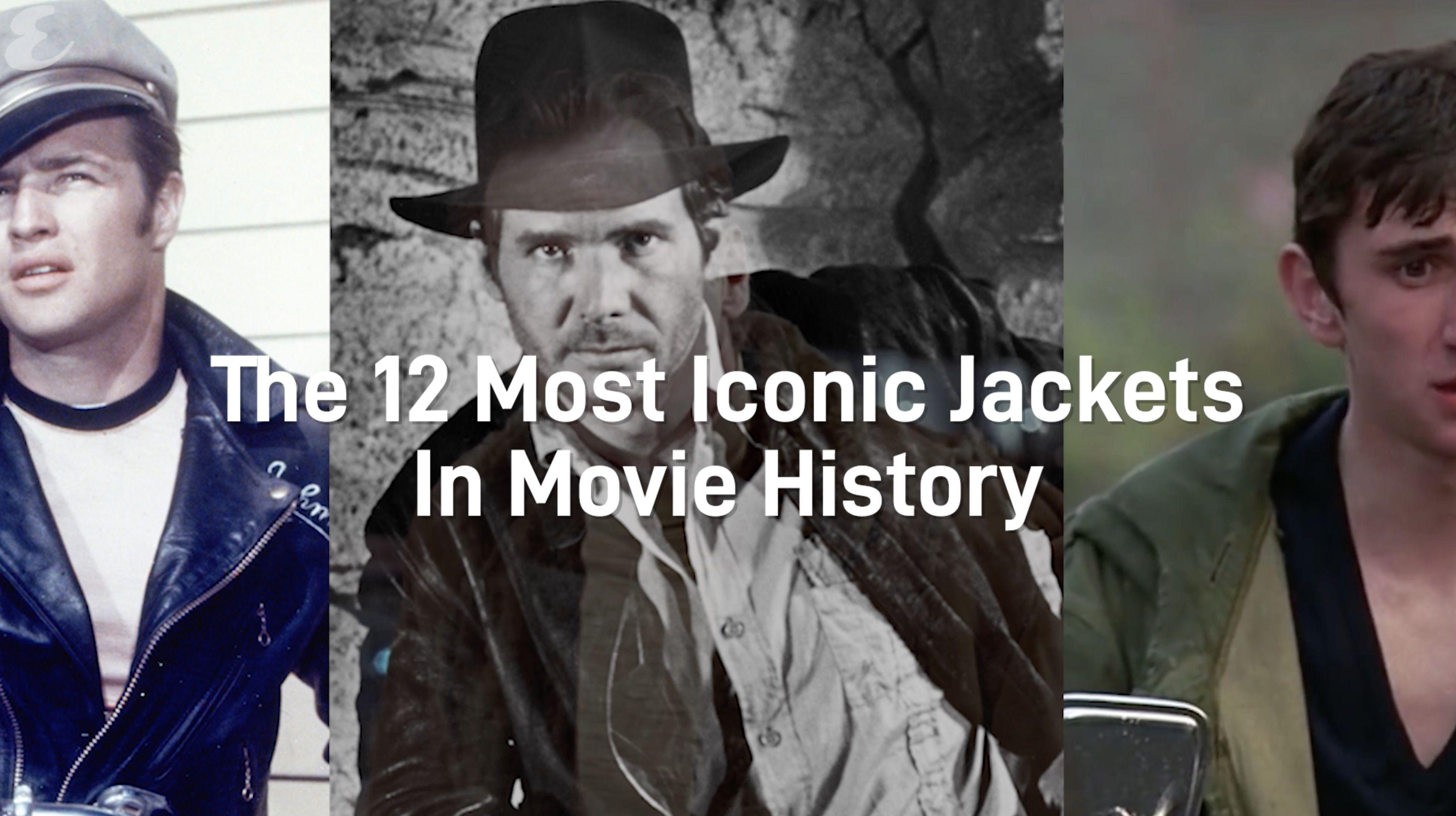 Las del la más historia de icónicas 12 chaquetas cine SVUzMp