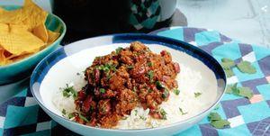 Slow cookerChilli con carne