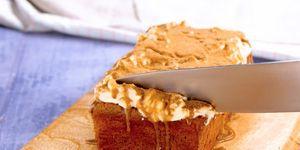 Pumpkin recipes -Pumpkin spice latte loaf cake