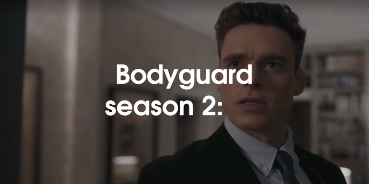 Bodyguard Tv Series