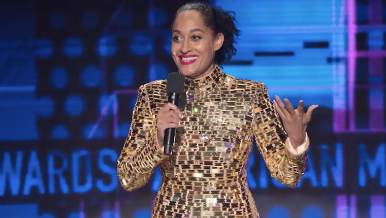 Tracee Ellis Ross, 47, Just Showed Off Her Toned Abs And Butt In A Home Workout Instagram Video