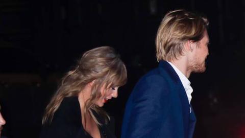 Taylor Swift S Boyfriend Joe Alwyn Shared Photo Of Their Secret Utah Vacation