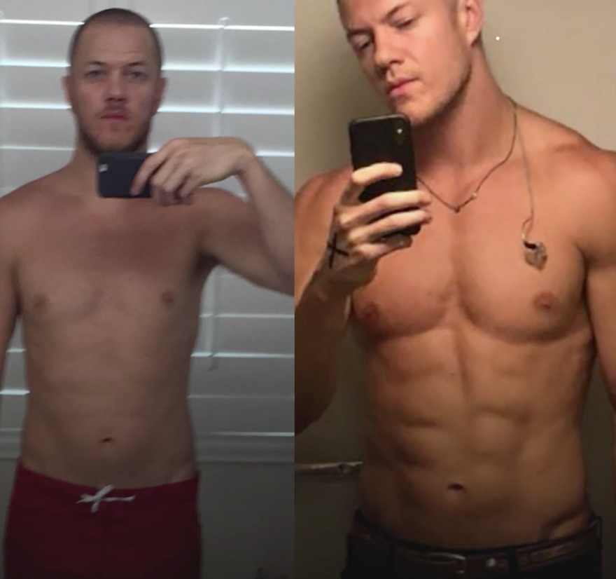 An Instagram Post Motivated This Guy to Lose 55 Pounds in Six Months