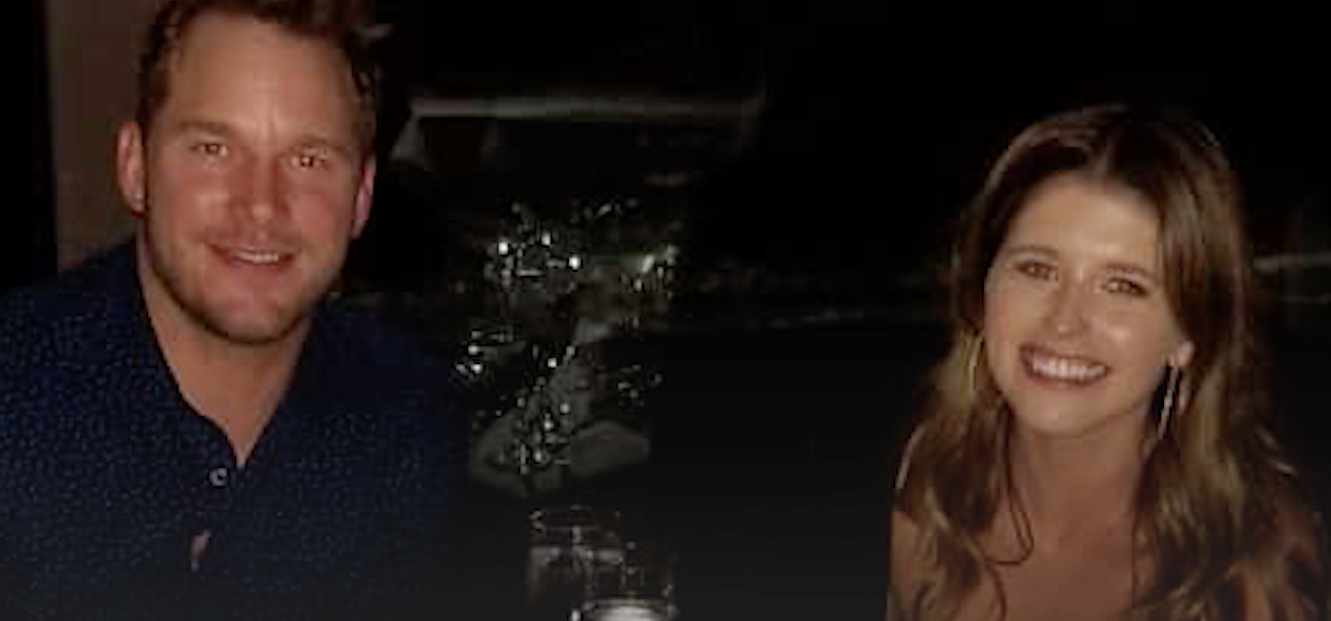 Chris Pratt and Katherine Schwarzenegger Are Honeymooning in Hawaii