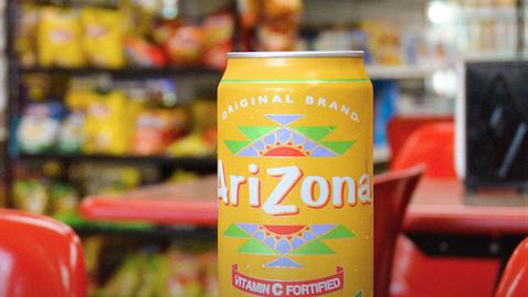 2fbc4ddc48 The Surprising Reason Arizona Iced Tea Has Always Been 99 Cents