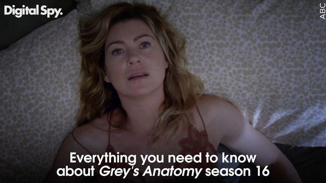 Grey's Anatomy season 16: Release date, cast, trailer