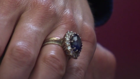 kate middleton debuted a new ring at the buckingham palace diplomatic reception kate middleton debuted a new ring at