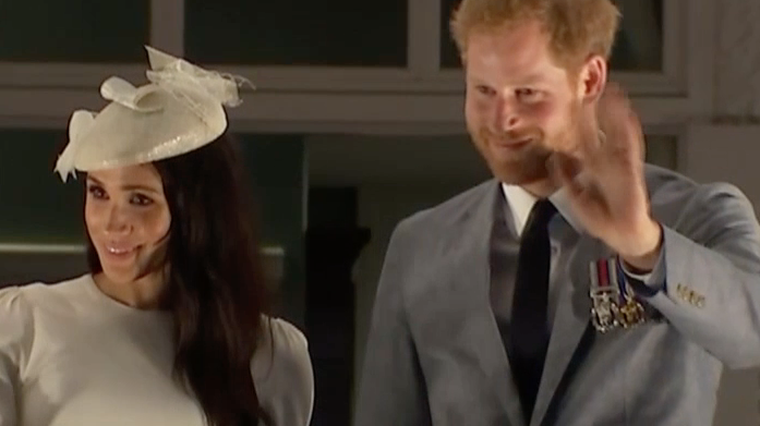Meghan Markle and Prince Harry Announce That Their Baby's Birth Will Be Private